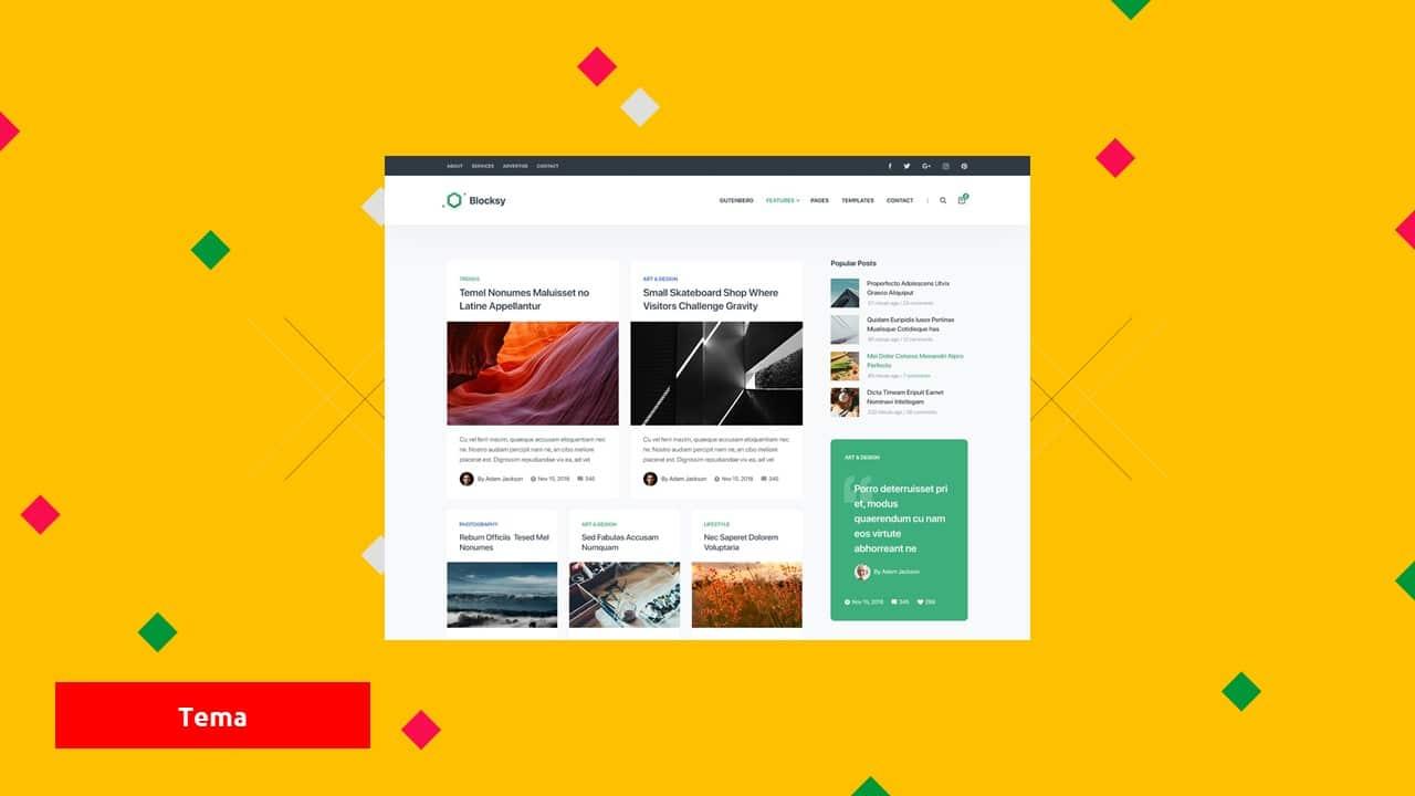 Blocksy – Free Premium WordPress Gutenberg Theme
