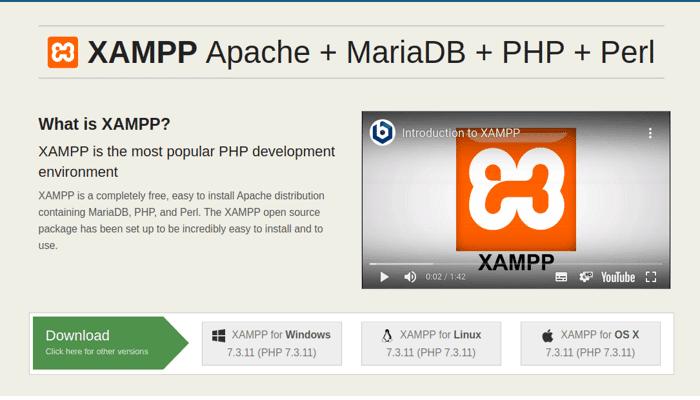Cara Install XAMPP di Ubuntu 18.04
